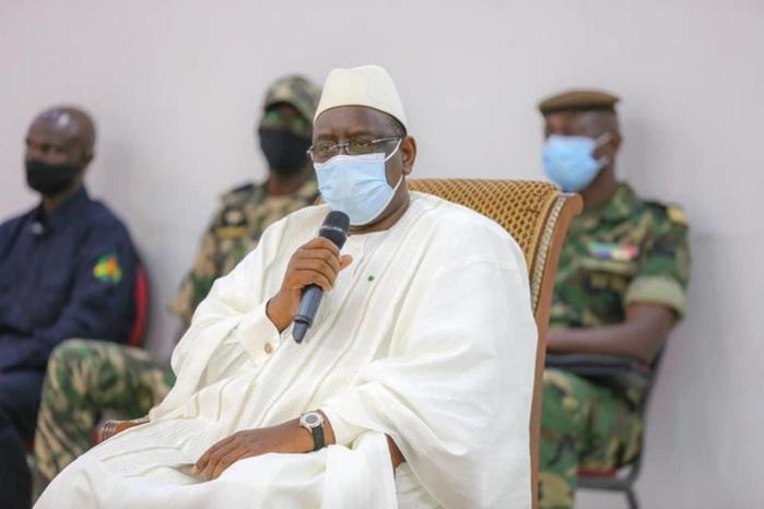 Médina Baye : «Cheikh Ahmed Tidiane Niass était un homme humble et d'une grande bonté» (Macky Sall)