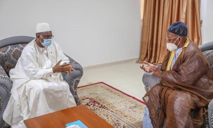 Serigne Mahy Niass à Macky Sall : «Médina Baye occupe une position enviable depuis votre arrivée à la tête du pays...»