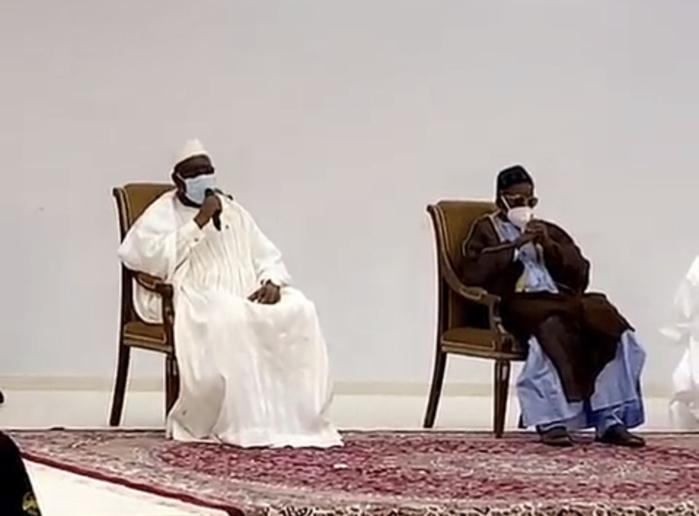 Macky Sall à Kaolack : «Les savants du monde prouvent que le drapeau de l'Islam flotte à Médina Baye...»