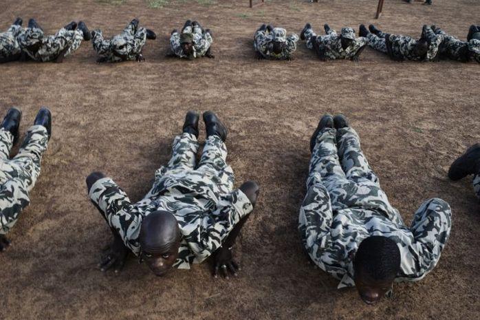 Grand reportage : avec les miliciens qui veulent libérer le Mali