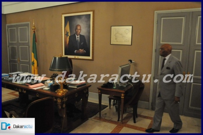 Le bureau de Me Abdoulaye Wade