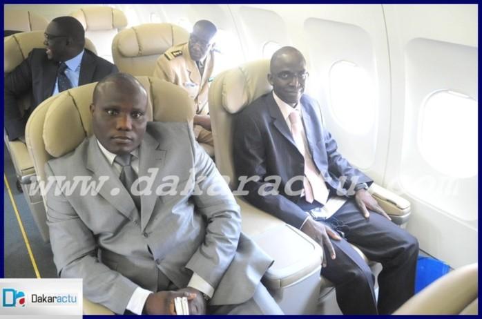 La garde rapprochée de Me Abdoulaye Wade