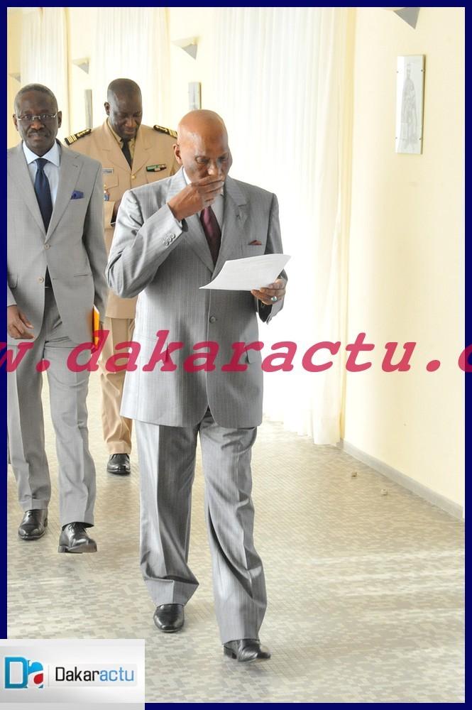 Des images inédites de Me Abdoulaye Wade (première partie)