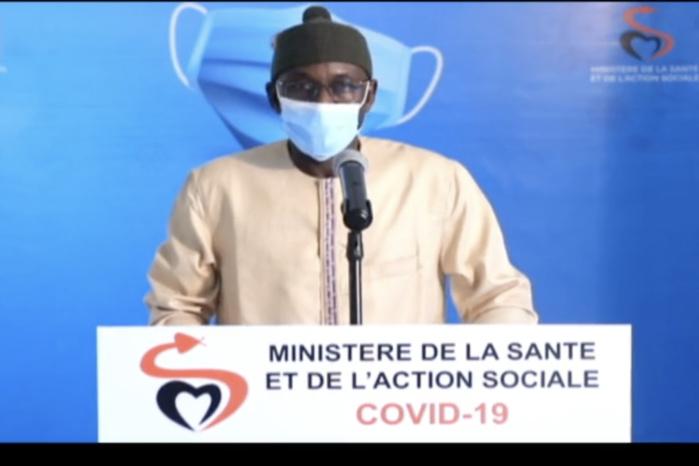 SÉNÉGAL : 172 nouveaux cas testés positifs au coronavirus, 23 nouveaux guéris, 3 nouveaux décès et 43 cas graves en réanimation.