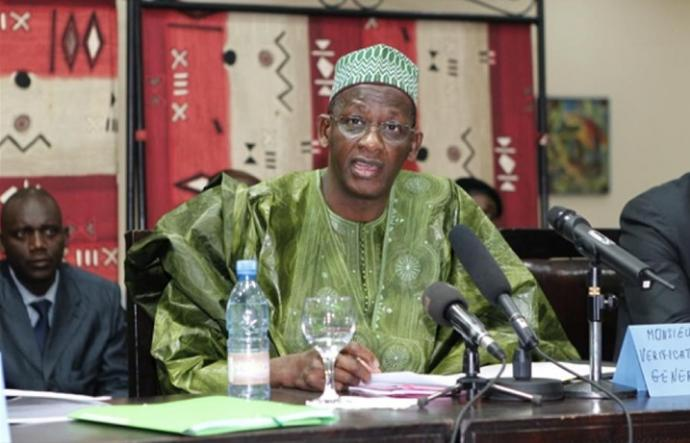 Cour constitutionnelle du Mali : Un nouveau président désigné.
