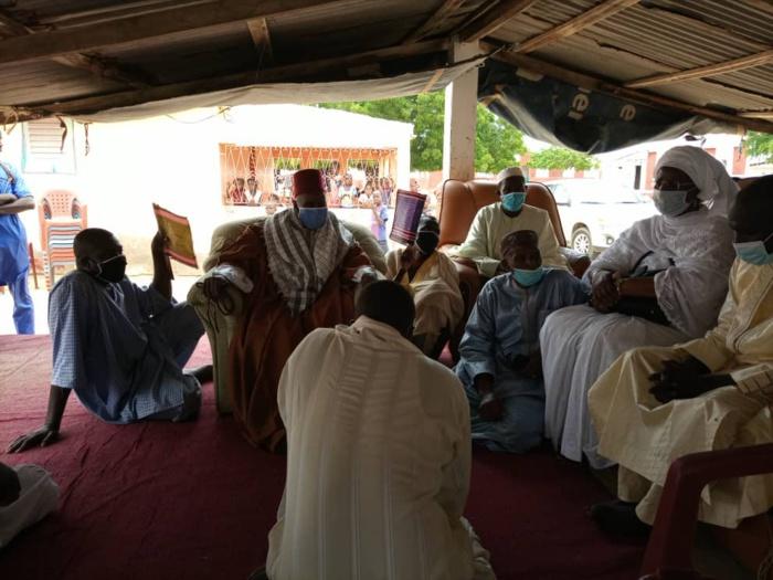 Rappel à Dieu du Khalife de Touba Sanokho : Le président Macky Sall envoie une forte délégation pour présenter les condoléances de la nation.
