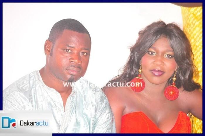 Ndiolé Tall et son mari Tapha