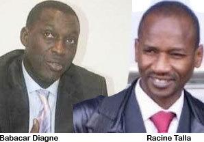 RTS : passation de service entre Babacar Diagne et Racine Talla, mercredi