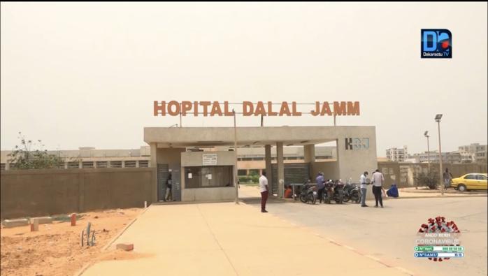 Hopital Dalal Jamm : Les raisons de la démission du PCA.