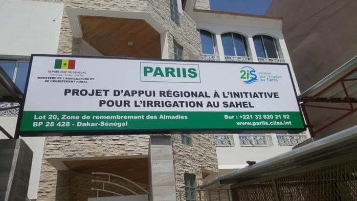 Sénégal/Irrigation au Sahel : 6 pays combinent leurs efforts pour une agriculture de qualité.