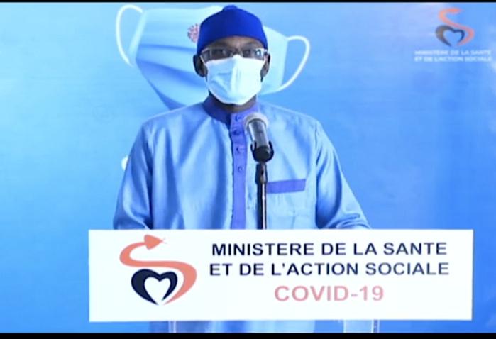 SÉNÉGAL : 207 nouveaux cas testés positifs au coronavirus, 74 nouveaux guéris, 4 nouveaux décès et 52 cas graves en réanimation.