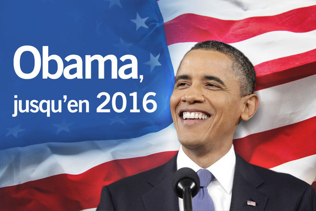 Obama annonce lui-même sa réélection
