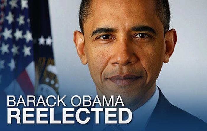 Résultats des élections américaines de 2012