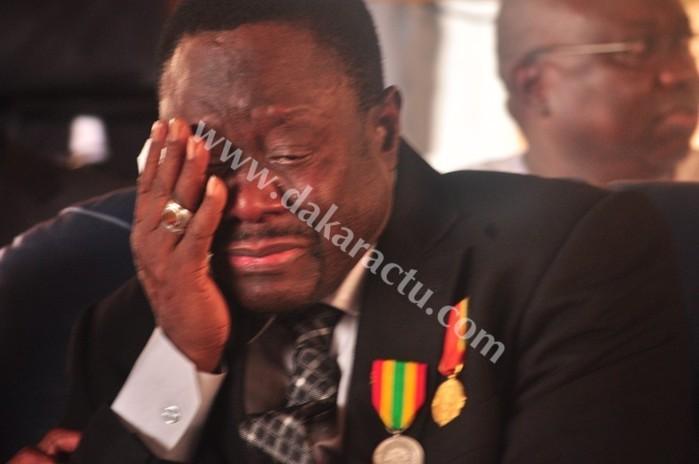 Passation de service au ministère de l'Intérieur : Mbaye Ndiaye éclate en sanglots ! (PHOTOS)
