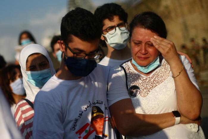 Explosions à Beyrouth : 171 morts selon un nouveau bilan des autorités sanitaires du pays.