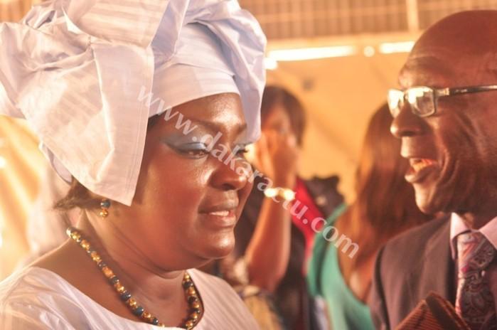 La femme du nouveau ministre de l'Intérieur Général Pathé Seck