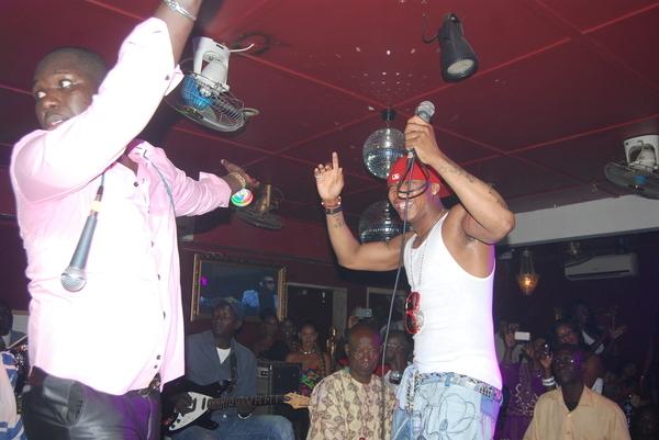 Le duo El hadj Diouf Salam Diallo a fait vibrer le Nirvana pendant les vacances