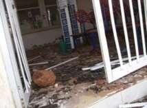 Foundiougne : des manifestants saccagent l'agence de la SENELEC
