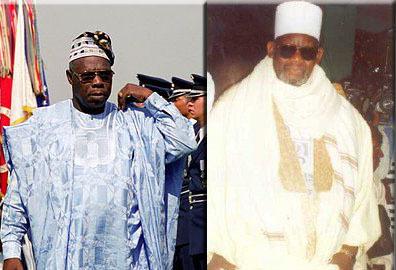L'ancien Président de la République Fédérale du Nigéria hôte de Médina Baye.