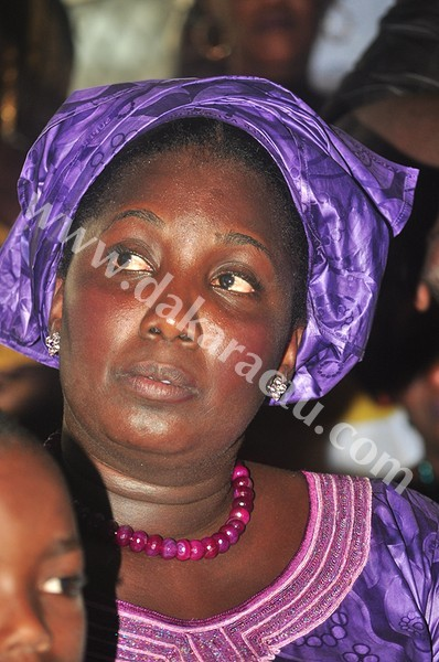 Voici la femme de Racine Talla , le nouveau directeur général de la RTS