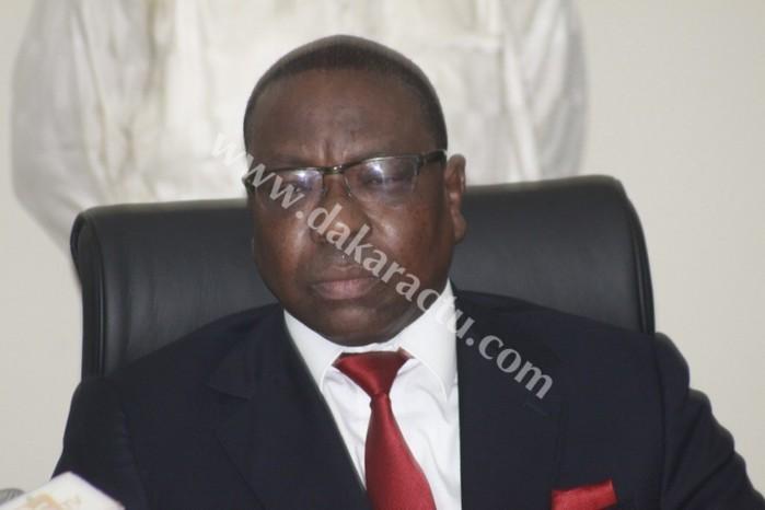 """Mankeur Ndiaye, nouveau patron de la diplomatie, """"le maintien des acquis"""""""