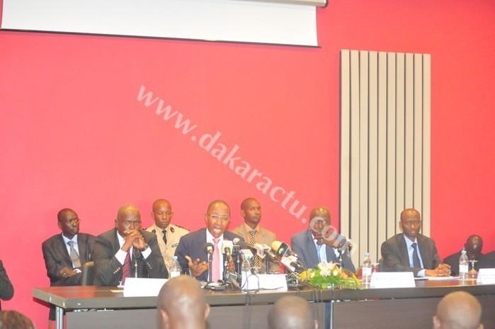 BILAN A MI-PARCOURS : Le Pm, Abdoul Mbaye tire la couverture de son côté