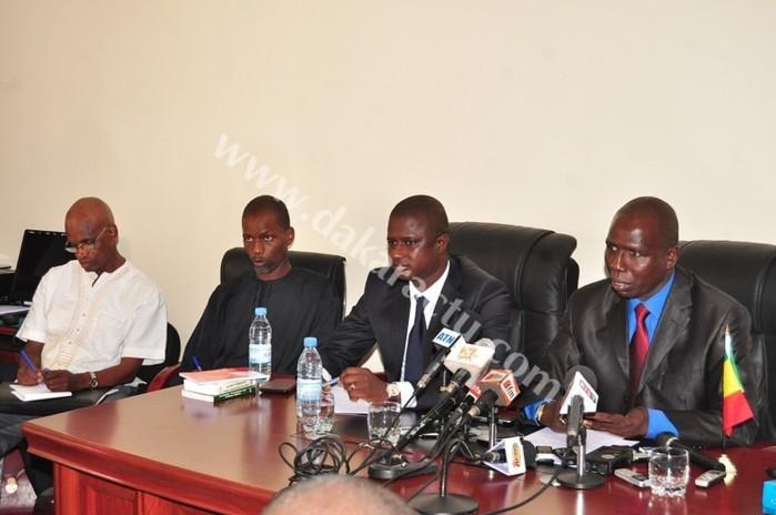 """""""L'immunité et le privilège n'auront pas de sens pour les enquêteurs de la  CREI"""" ( Procureur Alioune Ndao)."""