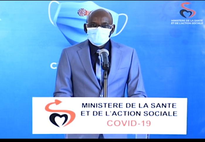 SÉNÉGAL : 160 nouveaux cas testés positifs au coronavirus, 22 nouveaux guéris, 2 nouveaux décès et 57 cas graves en réanimation.