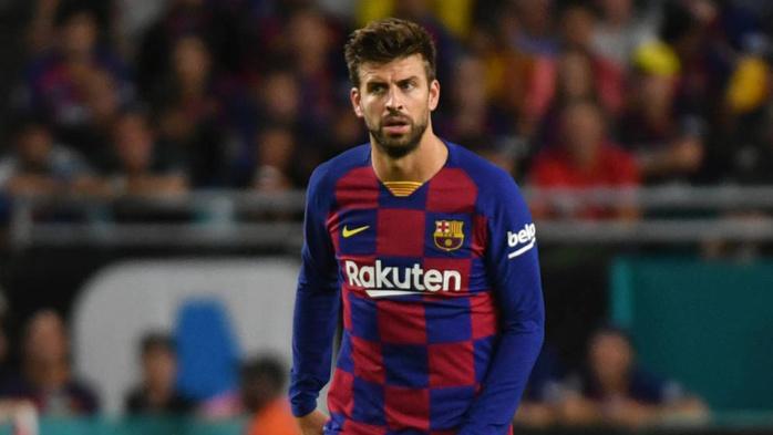"""Défaite Barça LDC / Gérard Piqué : """"Ce n'est ni la 1ère, ni la 2ème, ni la 3ème fois. S'il le faut, je serai le 1er à quitter"""""""