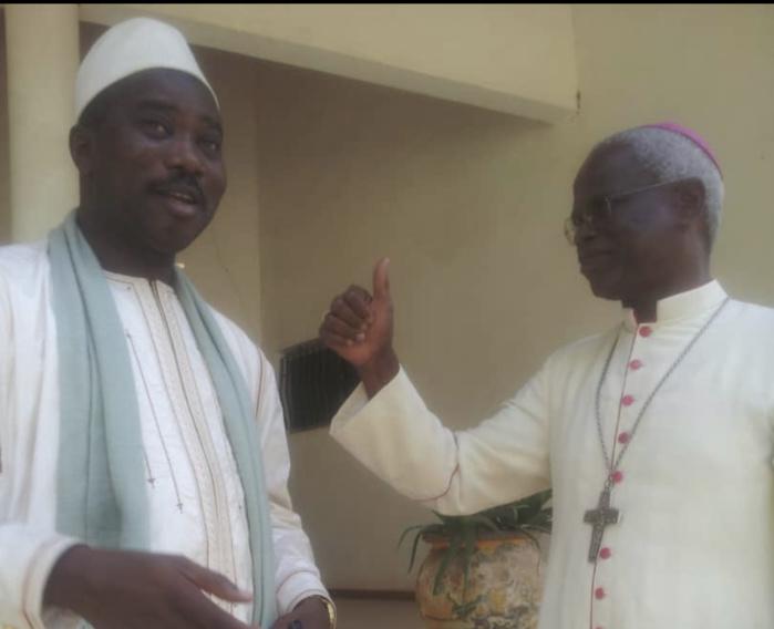 Chérif Léheibe Aïdara, Khalife général de Saré Mamady (Kolda) : « À Kolda, il n'existe pas de dialogue islamo-chrétien car pour dialoguer il faut être deux et nous, nous sommes