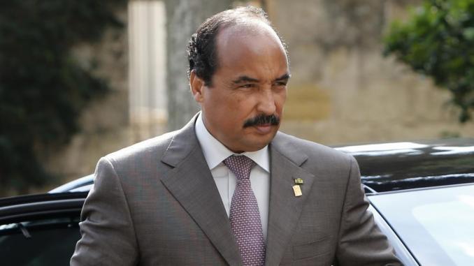 Mauritanie : L'ex président Mohamed Ould Abdel Aziz en garde à vue