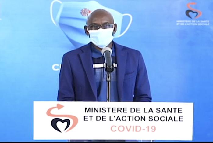 SÉNÉGAL : 141 nouveaux cas testés positifs au coronavirus, 110 nouveaux guéris, 2 nouveaux décès et 43 cas graves en réanimation.