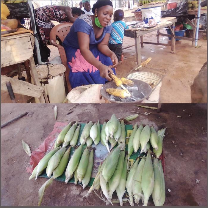 KOLDA : Les nouvelles récoltes inondent le marché.