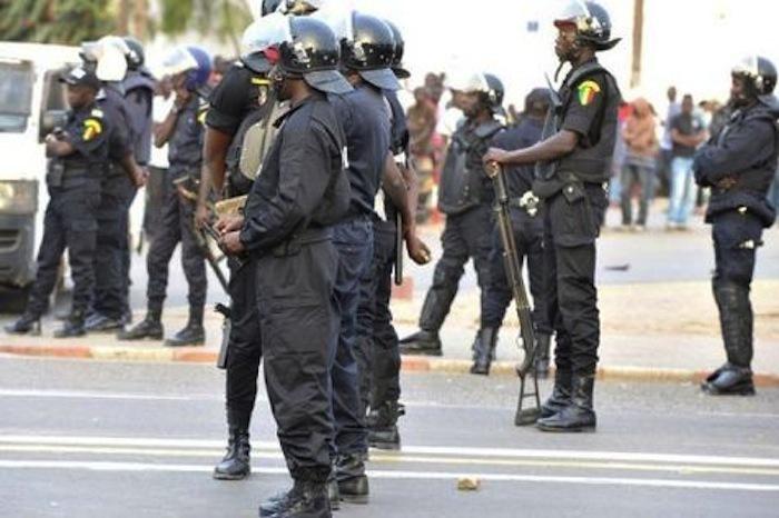 Menaces des libéraux, des partisans de Baldé qui veulent s'inviter aux auditions : les forces de l'ordre en alerte maximum !