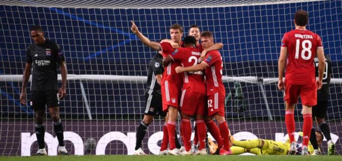 Demi-finales LDC : Le Bayern impose sa suprématie à Lyon et file en finale (BAY 3-0 OL).