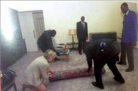 Et si Abdoulaye Wade avait raison lorsqu'il disait qu'il avait laissé ses objets au Palais?