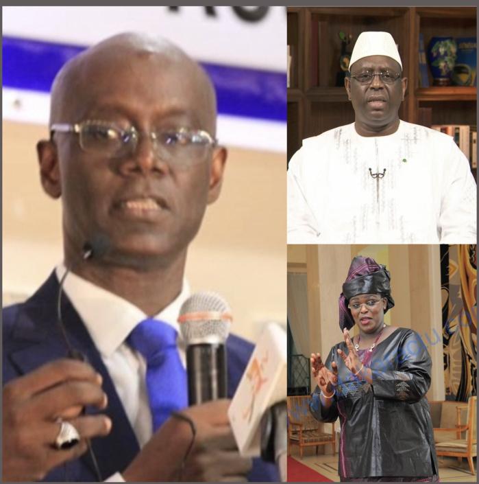 Parution : Les confidences  d'un ancien ministre du pétrole qui accusent Macky Sall et la Première dame.