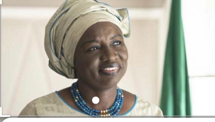 Crise politique : Aminata Touré exprime sa solidarité au peuple malien.
