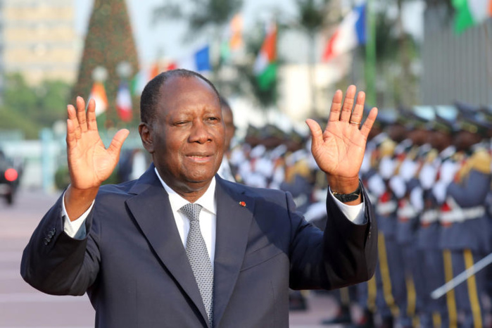 Présidentielle en Côte d'Ivoire : ADO investi ce samedi.