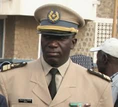Bara Cissokho, nouveau Chef d'Etat-Major de l'Armée de Mer.