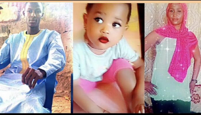 Tivaouane : Trois membres d'une même famille retrouvés morts, la police scientifique à la manœuvre pour élucider le drame.