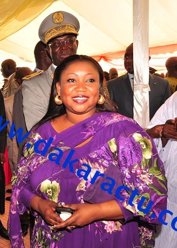 Voici la femme du Général Abdoulaye Fall