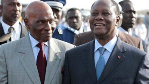 Abidjan sur la médiation de Ouattara dans l'escalade entre le pouvoir et le Pds : C'est Wade qui a été demandeur