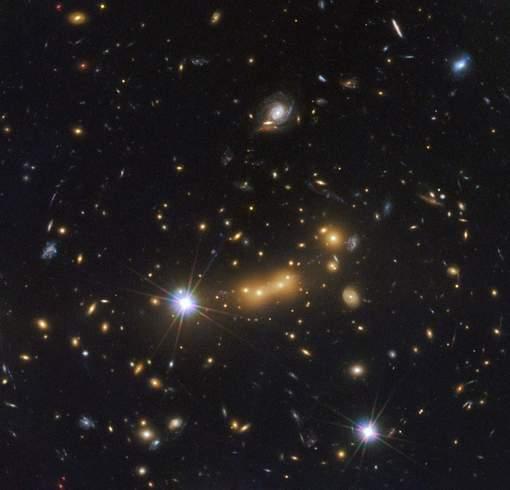 Découverte de la galaxie la plus lointaine jamais identifiée