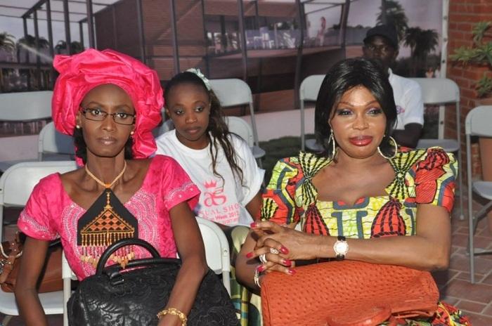 Diouma Dieng Diakhaté et Sadya deux grandes icônes de la mode en toute complicité