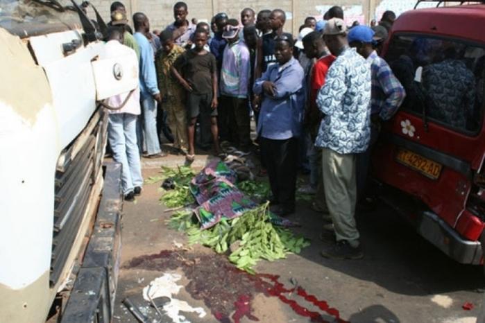 Dernière minute: Un chauffeur de camion est retrouvé mort, baignant dans son sang et ligoté, à Hersant à Thies