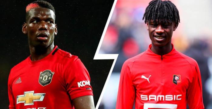 """Covid-19 / EDF : Paul Pogba testé positif et absent en """"Bleu"""", Camavinga appelé en renfort."""