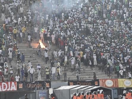 Incidents intervenus lors du match Sénégal/Côte d'Ivoire : une commission  dirigée par Me Guedel Ndiaye va plaider auprès de la Caf