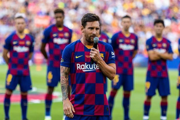 Barça : Messi va parler...