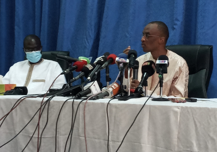 Université Cheikh Anta Diop de Dakar : «Les activités d'apprentissage présentiel comme à distance reprendront le 01 Septembre 2020»
